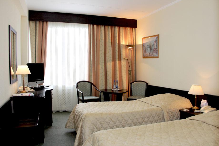 Стандарт в гостинице Дельта