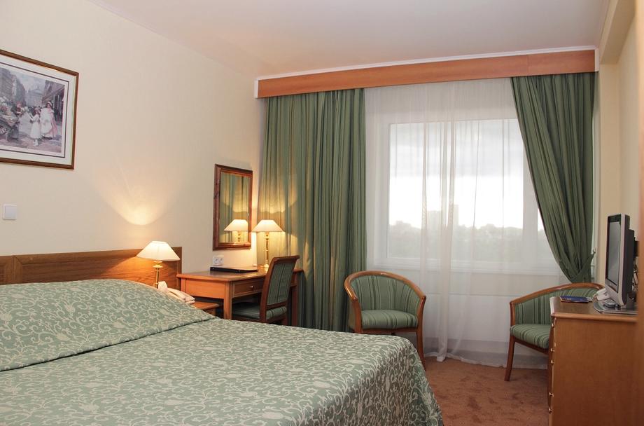 Вместительный бизнес класс в гостинице Дельта